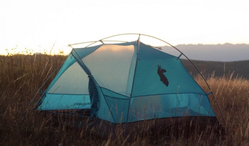 Cotopaxi Introduces its First Tent Ever