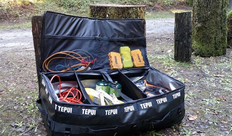 Take Your Outdoor Essentials Anywhere with the Tepui Expedition Gear Container