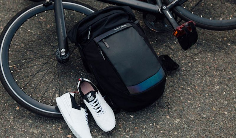 Timbuk2 and New Balance Collaboration Brings Technology and Style to City Cycling