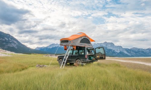 These Rooftop Tents are Spacious, Comfortable and Solar Ready