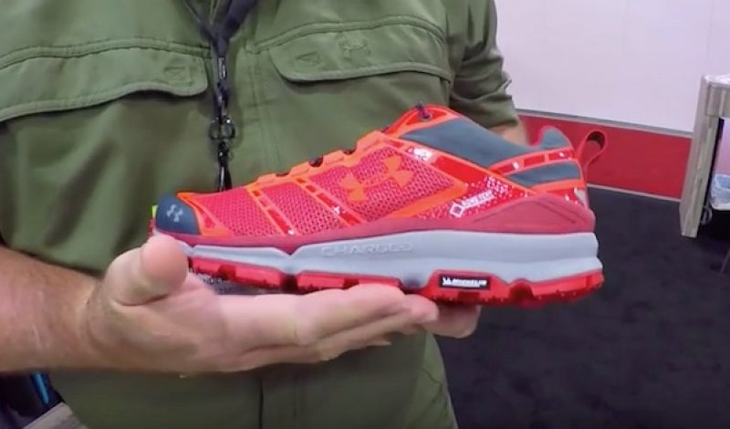 Video: Check Out Under Armour's Latest Trail Running Shoe
