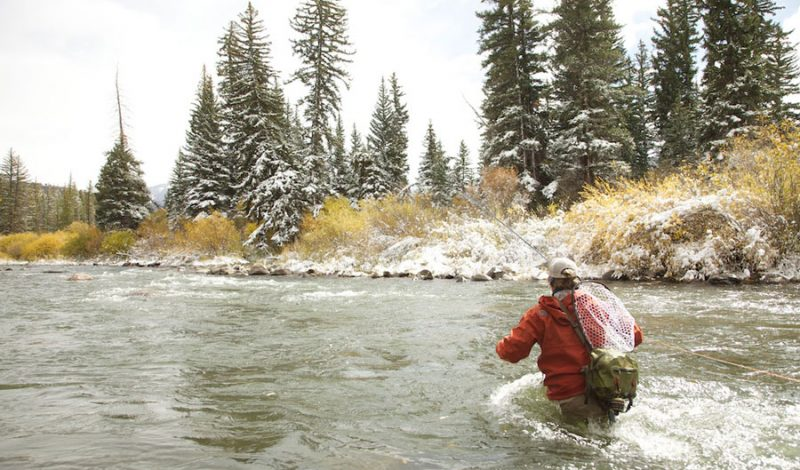 How to Permanently Extend Your Fly Fishing Season