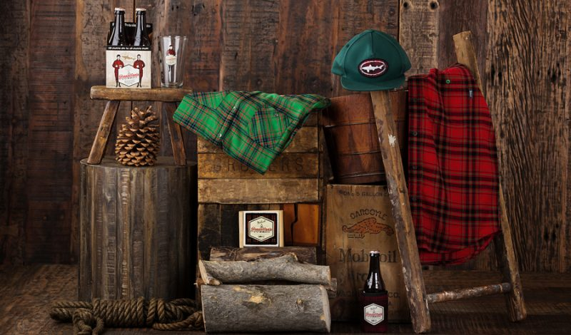 Pennsylvania Tuxedo: A Walk in the Woods with Woolrich and Dogfish Head Brewing