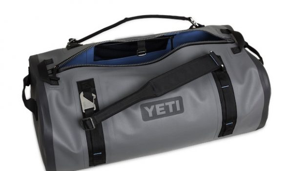 Yeti Takes on Waterproof Duffels and… Buckets?
