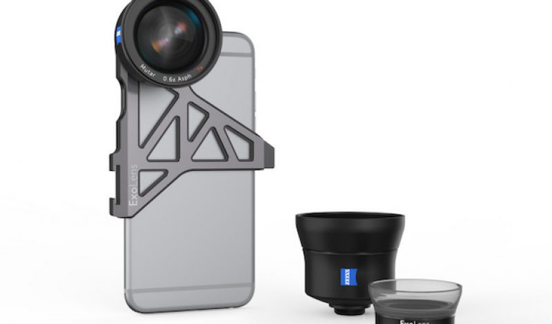 Zeiss Brings Add-On Lenses to the iPhone